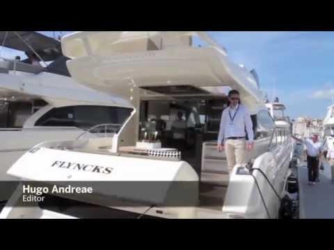 Ferretti 550 from Motor Boat & Yachting