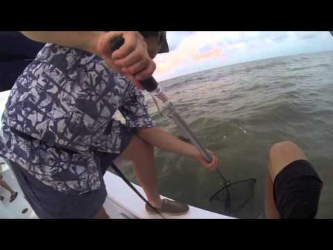 Grand Isle, LA Fishing Go Pro