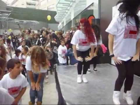 Gangnam Style / Flashmob en Barcelona 2012
