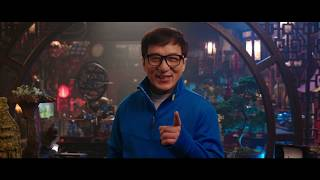 Jackie Chan - This or That - LEGO NINJAGO Movie