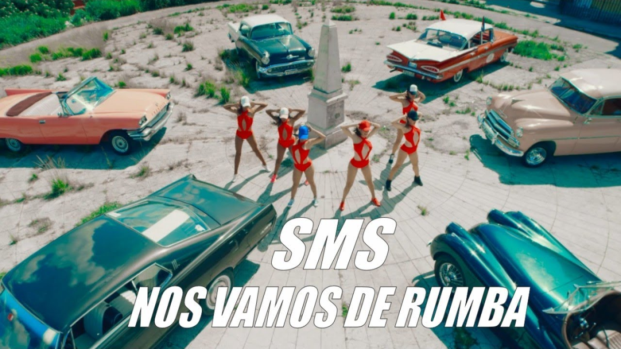 SMS - NOS VAMOS DE RUMBA - (OFFICIAL VIDEO) REGGAETON 2017