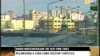 Cuba entre los diez destinos turísticos a visitar en el 2012