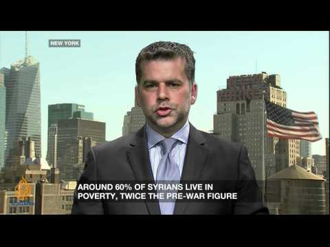 Inside Syria - Syria's conflict: Three years on