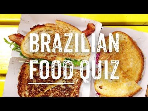 Brazilian Food Quiz