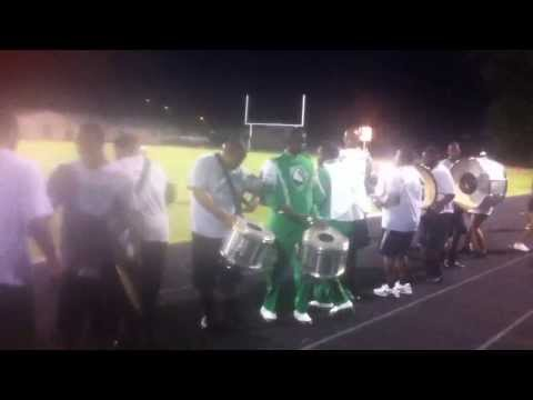 Peabody Magnet High School Marching Band ALUMNI- Homecoming 2013-2014