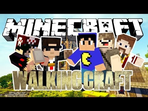 ATAQUE A BASE! - The Walking Craft! - Minecraft