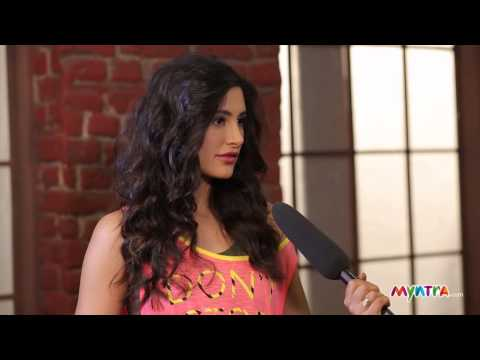 Nargis Fakhri tips on workout/fitness essentials