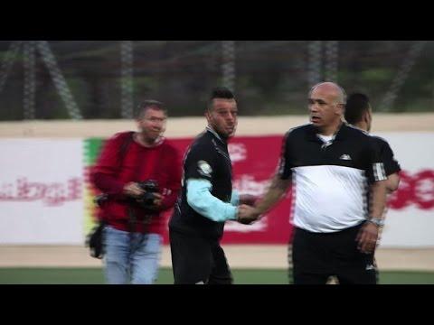Palestinian football club looks to its Arab Israeli stars