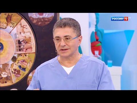 Доктор Мясников о чревоугодии