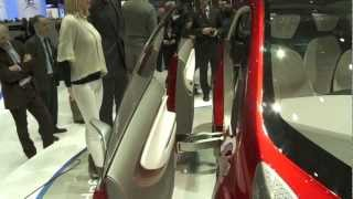 Tata MegaPixel Concept at the 2012 Geneva Auto Show
