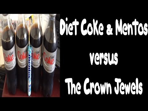 Diet Coke & Mentos = Cold Nuts on a Summer Day (Freak8r Flashback Ep 1) #WrecklessEating Second Look