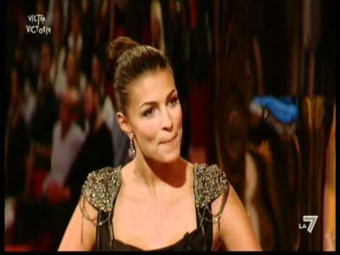Cristina Chiabotto – Victor Victoria (29.10.09) – I parte