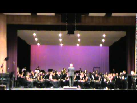 West Ashley High School Band Performing New Beginning by William Bohanna