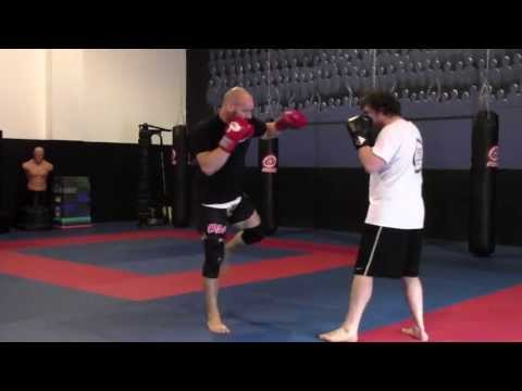 Tutorial: Superman and GSP punch Muay Thai Punch Image 1