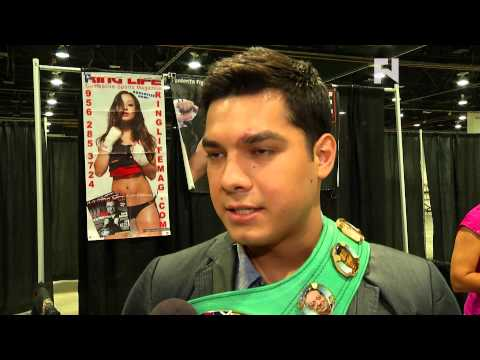 Omar Figueroa Talks Possible Jorge Linares Fight Wants Terence Crawford