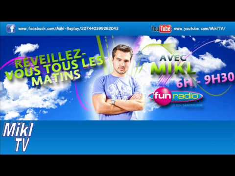 L'horoscope de Doudou du 24 août 2011 / Mikl à la Radio - Fun Radio Belgique | Mikl TV