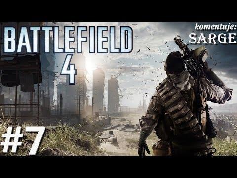 Zagrajmy w Battlefield 4 odc. 7 - Misja 7: Suez (KONIEC GRY: wszystkie zakończenia)