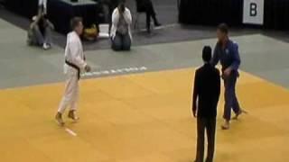 Sasha Mehmedovic vs. Serguei Zamotine RDV Canada 2009 -66kg Finals