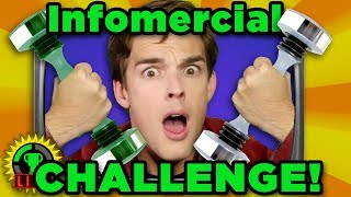 WASTE OF MONEY?! | Testing Infomercial Products In Real Life Challenge