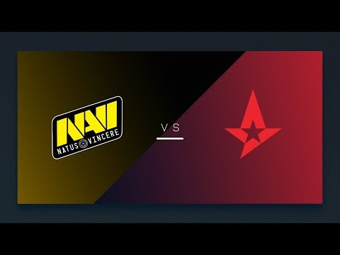 CS:GO - NaVi vs. Astralis [Nuke] Map 1 - EU Day 25 - ESL Pro League Season 6