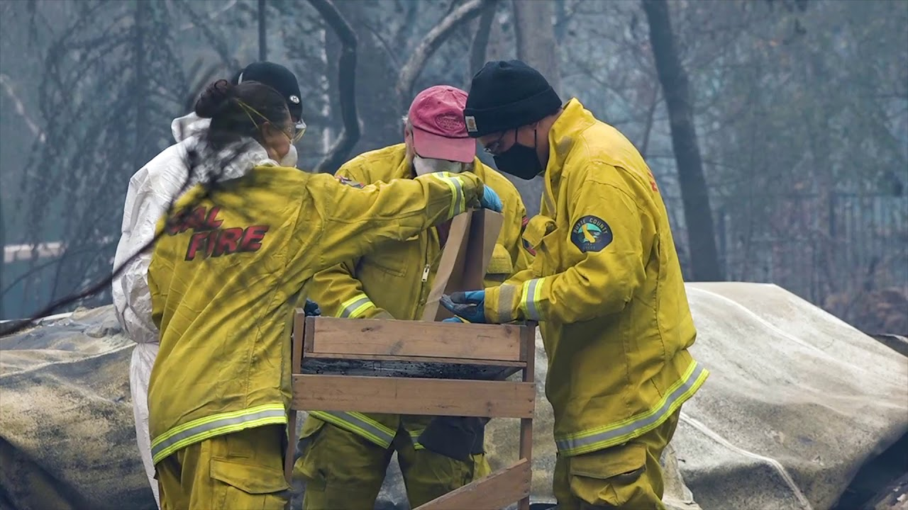 CampFire: 48 killed as body count keeps rising in aftermath of Northern California blaze