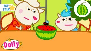 Dolly And Friends | Watermelon | Season 3 | Funny New Cartoon for kids | Episodes #38