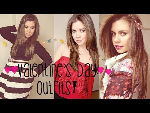 {Fashion Review} Valentine's Day Outfit Lookbook