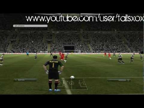 FIFA 12 ♦ Specjal ♦ Juventus Vs. Real Madryt ♦ Cały Mecz