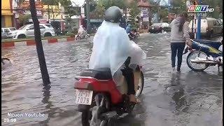 Cần thận trọng với tai nạn giao thông từ áo mưa