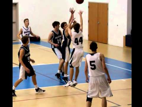 Cornerstone Christian Academy HS Basketball 2011 slideshow.mov - 04/03/2011