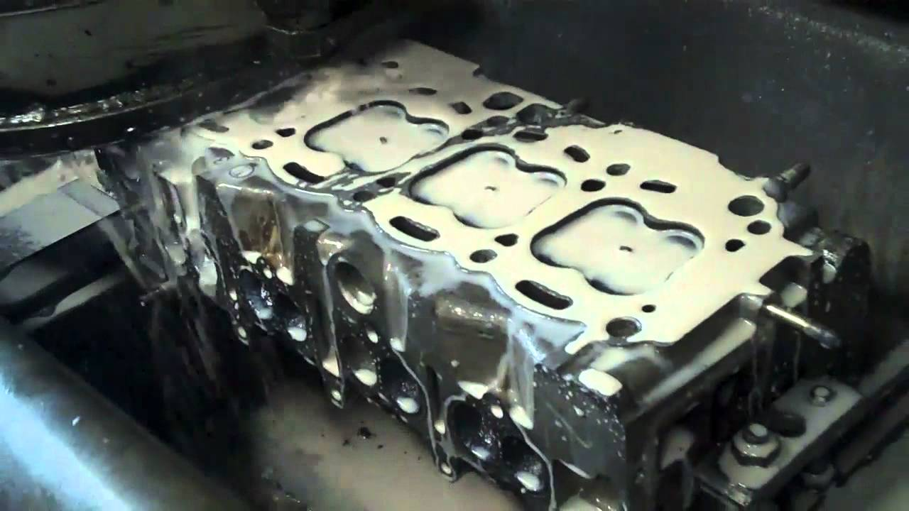 Toyota Engine Repair Blown Head Gasket Part 2 Youtube