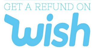 How to get a refund on wish shopping site   shoping on wish   buying from wish  #wishshoppingsite