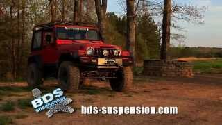 BDS 4.5'' Long Arm Suspension Lift