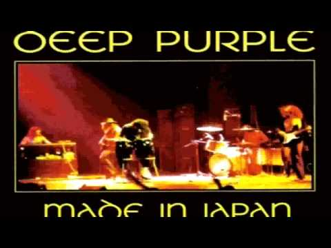 Deep Purple - The Unwritten Law