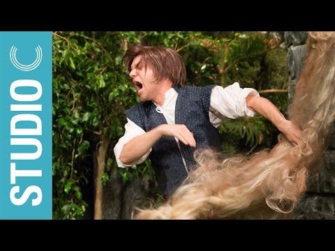 If Rapunzel's Hair Was Real - Studio C