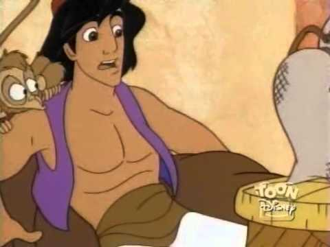 Aladdin  Raiders Of The Lost Shark video