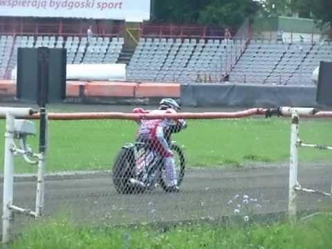 Trening Przed Półfinałem SWC W Bydgoszczy 02.07.2012r.,żużel, Speedway,SWC