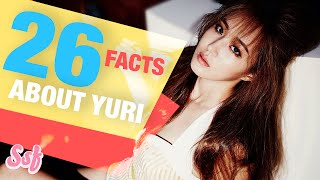 26 Facts about Girls' Generation's Yuri Kwon l @Soshified