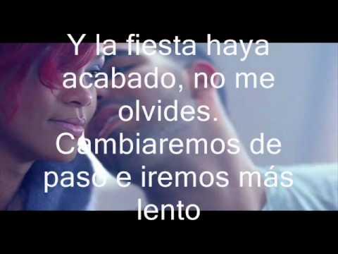 Drake ft Rihanna take care subtitulado español