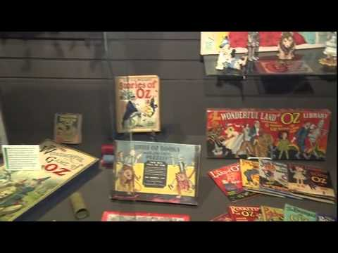 Bennett-Watt Hd Productions Inc Inc  Kansas: The Oz Museum