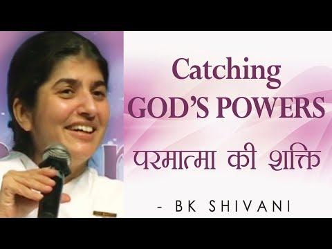 Catching GOD'S POWERS: Ep 43 Soul Reflections: BK Shivani (English Subtitles)