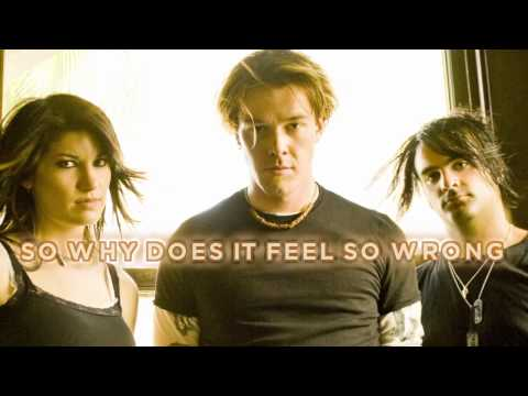 Sick Puppies -- Maybe (Lyrics Video)