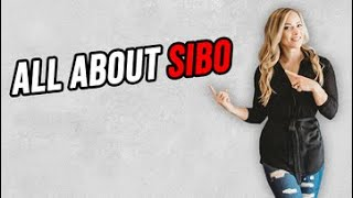 SIBO (small intestinal bacterial overgrowth) - What you need to know to get rid of it FOR GOOD