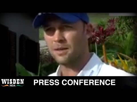 I feel like I am a stronger person now | Jonathan Trott | Wisden India