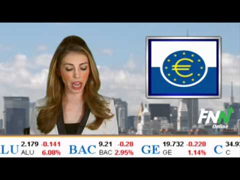 Global Market Update: European Central Bank
