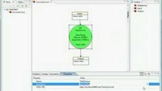 Eclipse Web Service Composition