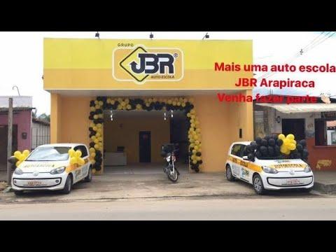 BALIZA DE CARRO ARAPIRACA AUTO ESCOLA JBR