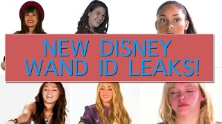 NEW AWKWARD DISNEY CHANNEL WAND ID LEAKS!