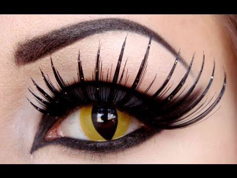 Tutorial 53 •  CARNIVAL 2011 (cat look)