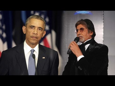 Amitabh Bachchan To Meet Obama?